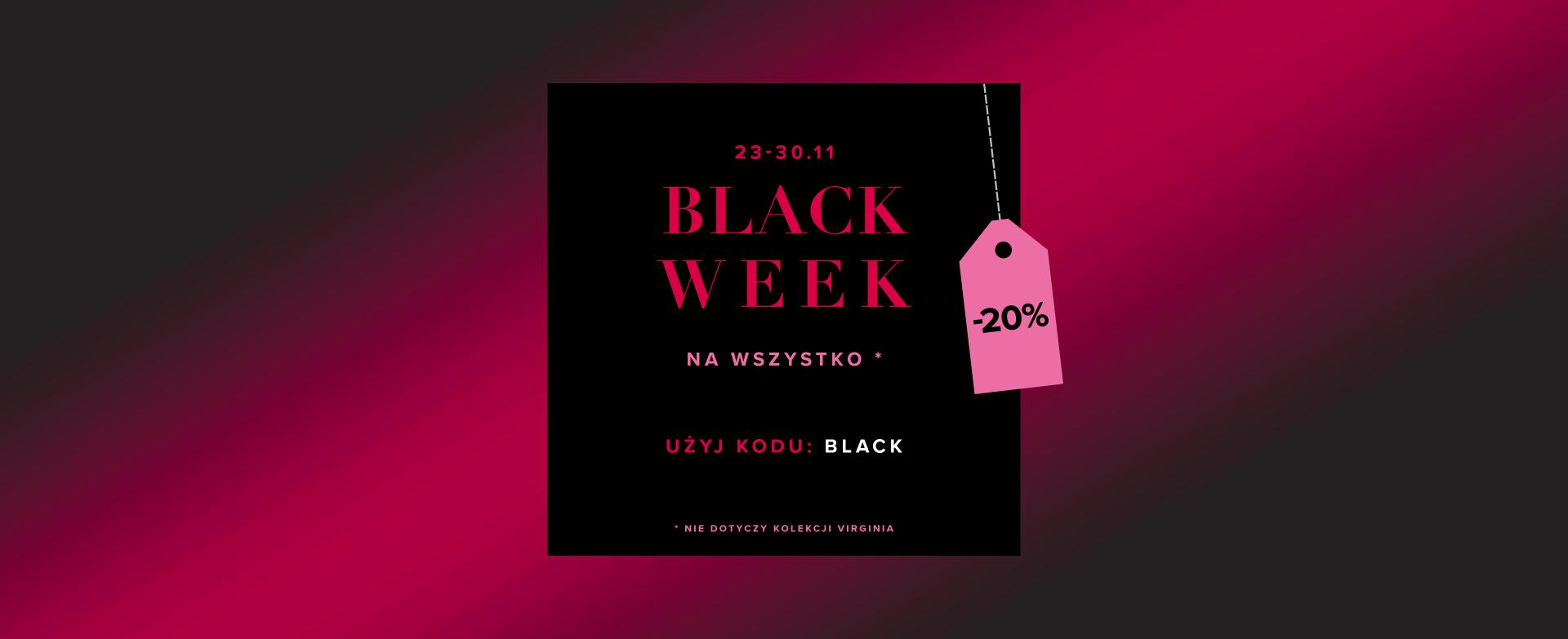 Black Week 2020 Corin